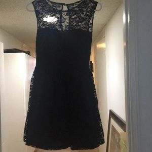 Beautiful petite black dress
